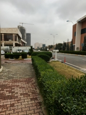 A street...